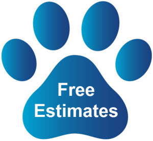 Free Estimates Paw Pring